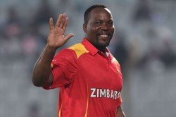 Hamilton Masakdaza Bows Out In Style Zimbabwe Afghanistan T20 Report Chattogram