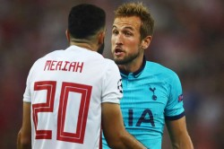 Olympiacos Tottenham Spurs Collapse Mathieu Valbuena Leads Deserved Comeback