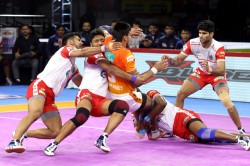 Pro Kabaddi League 2019 Haryana Steelers Beat Puneri Paltan 41