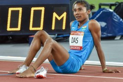 Doha World Championships Despite Hima S Absence Afi Hopes For Good Show By India World C Ships Mixed