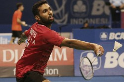 Hs Prannoy Pulls Out Of China And Korea Open Due To Dengue