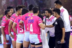 Pro Kabaddi League 2019 Match 110 Jaipur Pink Panthers Vs Telugu Titans Dream 11 Prediction Fantasy