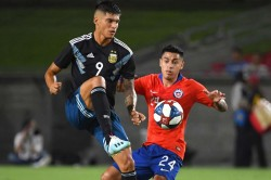 Argentina 0 0 Chile South American Giants Play Out Entertaining Draw