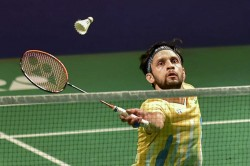 Korea Open Kashyap Storms Into Quarterfinals