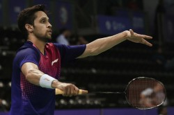 Korea Open Badminton Kashyap Storms Into Semifinals