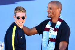 De Bruyne Plans To Join Kompany At Anderlecht When He Leaves Man City