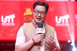 Kiren Rijiju Hopes Indian Athletes Will Give Best Ever Performance Tokyo Olympics
