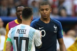 Lionel Messi Not Normal Cesc Fabregas Backs Kylian Mbappe Best In World