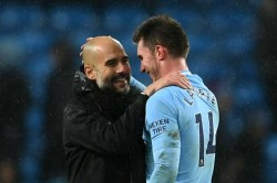 Man City Will Not Sign Aymeric Laporte Replacement January Says Pep Guardiola