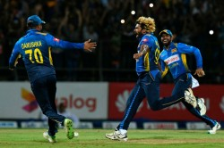 Lasith Malinga Takes Four In Four Against New Zealand