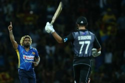 New Zealand Edge Sri Lanka Despite Malinga Breaking T20 Record