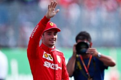Leclerc Claims Monza Pole Amid Chaotic Finish To Qualifying