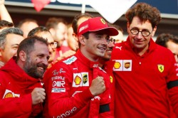 F1 Raceweek Leclerc Out To Prove Title Credentials After Spa Triumph