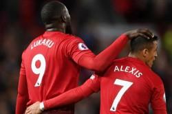 Alexis Sanchez Romelu Lukaku Inter Manchester United