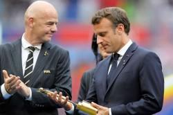 France Albania National Anthem Gaffe Emmanuel Macron Edi Rama