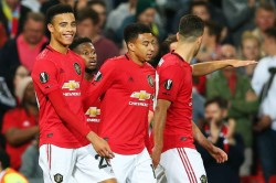 Manchester United 1 0 Astana Greenwoods First Goal Settles Group L Opener
