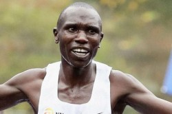 Kenya S Geoffrey Kamworor Breaks World Half Marathon Record