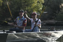 Gone Fishing Marc And Alex Marquez Gear Up For Aragon