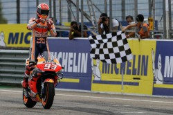 Motogp Analysis How Marquez Reigned In At Motorland