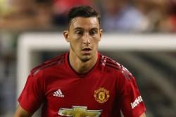 Matteo Darmian Departs Manchester United Parma Transfer