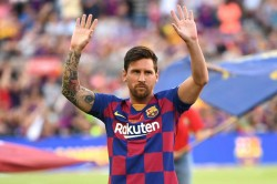 Lionel Messi Best Fifa Mens Player