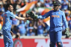 I Struggled To Hold Back My Tears When Dhoni Got Out In Wc Semis Chahal