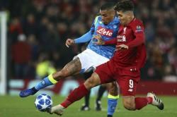 Napoli Vs Liverpool Three Key Battles In Champions League Clash