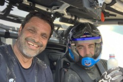 Alonso Seeks Al Attiyah Help To Prepare For Dakar Rally