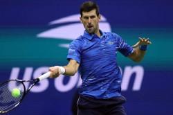 Us Open 2019 Djokovic Defence Over Retires From Wawrinka Clash