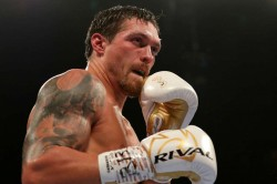 Oleksandr Usyk Heavyweight Debut Nothing Changed