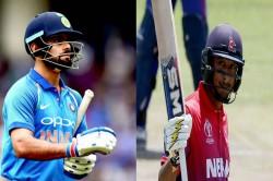 Nepal Captain Paras Khadka Surpasses Steve Smith Virat Kohli Captaincy Record T20is
