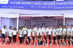 Vedanta Organises 2nd Kbk District Level Archery Competition Odisha School Children