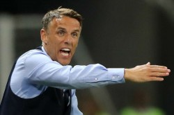 Phil Neville England Flattered United States Interest No Approach