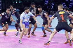 Pkl 2019 U Mumba Eye Playoff Berth As Tamil Thalaivas Play For Pride