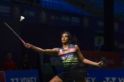 Korea Open Sindhu Looks To Bounce Back From Early China Open Exit