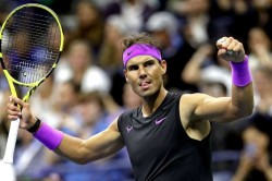 Us Open 2019 Rafael Nadal Breaks Down Stubborn Matteo Berrettini Daniil Medvedev Final