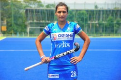 Rani Rampal To Captain Indian Womens Team In Tour Of England
