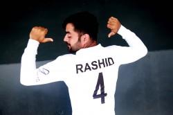 Afghanistan S Rashid Khan Creates Big Record In Test Cricket