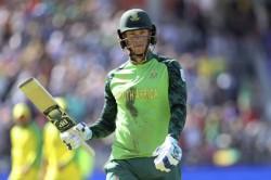 South Africa Rely On Ipl Regulars For T20i Series Says Van Der Dussen