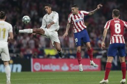 Atletico De Madrid Vs Real Madrid Three Major Talking Points Share The Spoils