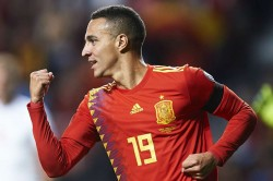 Spain 4 0 Faroe Islands Rodrigo Euro 2020 Group F