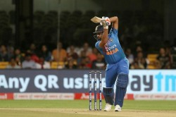 Rohit Sharma Equals Ms Dhoni S Record Of Playing Most T20is For India
