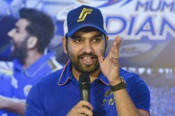 Rohit Sharma Launches Campaign To Save Rhinos
