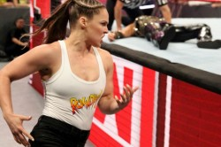 How Ronda Rousey Absence Affected Wwe Smackdown Move To Fox