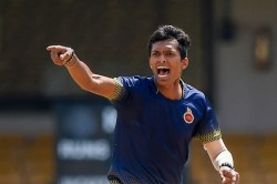 Navdeep Saini Wants To Work Harder To Get Into Test Team