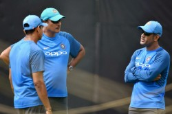 Miffed With His Axe As Team India Batting Coach Sanjay Bangar Had Spat With Selector Report