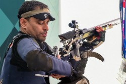 Member Indian Team Announced For Asian Shooting Championship