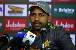 Sarfraz Ahmed Remains Pakistan Captain Babar Azam Vice Captain