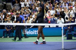 Us Open 2019 Diary Royal Occasion Serena Williams Surges Into Final