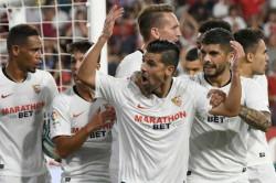 La Liga Wrap Sevilla Denies Real Sociedad Top Spot